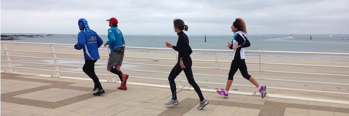 La course à pied dans un cadre privilégié
